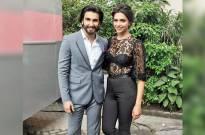 Ranveer Singh and Deepika Padukone always win over social media with their PDA