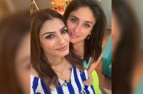 Raveena Tandon pens down a sweet note for Kareena Kapoor Khan