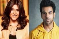 Rajkummar Rao, Ekta Kapoor groove to 'Akhiyon se goli maare'