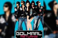 TellyChakkar readers select Golmaal Returns as Showters' Choice Best Comedy Movie