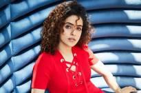 """I did a lot of readingfor this one,"" says Sanya Malhotra on her upcoming film Shakuntala Devi"