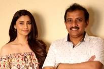 Daisy Shah promotes her debut Gujarati film Gujarat 11