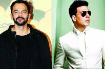 Akshay Kumar denies fall-out with Rohit Shetty in this hilarious way