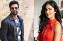 Katrina Kaif and Vicky Kaushal's dinner date