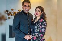 Sagarika Ghatge and Zaheer Khan set major COUPLE GOALS