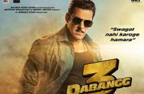 Here's a glimpse into the Behind the scenes action went into making of Hud Hud, superstar song from Dabangg 3