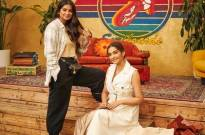 Sonam and Rhea jet off to Los Angeles for a girls getaway!