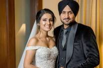 Geeta Basra's 'FAIRY TALE MOMENT' with hubby Harbhajan Singh