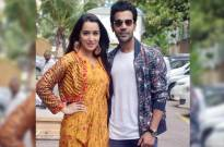 Shraddha Kapoor's Stree co-star Rajkummar Rao is all 'star-struck' with her recent picture!