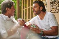 Kapil Dev and Ranveer Singh's heart-to-heart conversation; check the latest photo