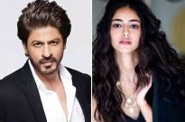 Ananya Panday took tips from SRK's film for a scene in Pati Patni Aur Woh