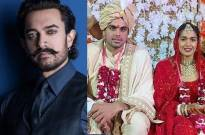 Aamir Khan congratulates Babita Phogat and Vivek Suhag; wishes them a happy married life