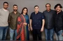 Rishi Kapoor and Juhi Chawla to reunite for Sharmaji Namkeen