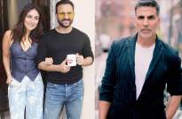 Kareena Kapoor says Akshay Kumar was first to know she was in love with Saif Ali Khan