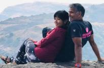 Milind Soman's throwback photo mesmerises wife Ankita Konwar