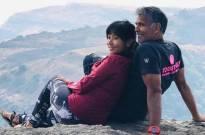 Milind Soman's throwback photo mesmerises wife Ankita Konwar