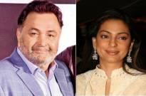 The 'Chandni' hitmaker jodi Rishi Kapoor-  Juhi Chawla reunite for Sharmaji Namkeen!