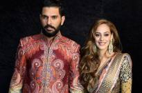 Hazel Keech's SPECIAL birthday wish for hubby Yuvraj Singh