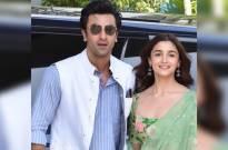 Alia Bhatt and Ranbir Kapoor shoot for a song in Varanasi for Bramhastra