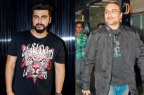 Arjun Kapoor reveals how he was rejected by Aditya Chopra