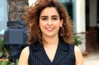 "You need to watch out for Sanya Malhotra's ""Pagglait"" video!"