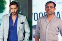 Ajay Devgn and Neeraj Pandey