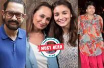 Aamir Khan, Alia Bhatt, Soni Razdan