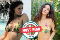 Must read! Nargis Fakhri or Esha Gupta who wins this bikini battle in this picture