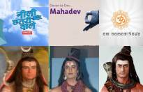 Match the shows with their Shiva characters.