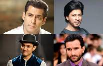 Match the Khans with their fan given nicknames.