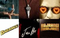 Match Salman Khan movies with it's style statements.