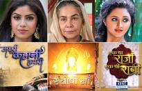 Match these TV vamps with their shows.