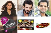 Match these TV hosts with their shows.