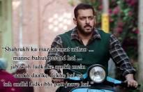 Shah Rukh da fan!