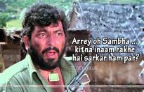 Honourable Gabbar!