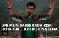Risky matter!