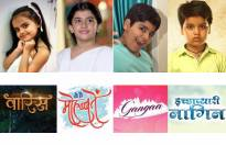Match these child artists with their TV shows.