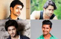 Match these TV hunks with their debut shows.