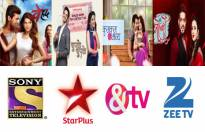 Match these TV shows with respective channels