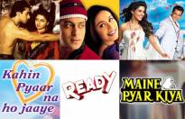 Match Salman's heroines with their movies