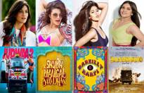Match these Bollywood actresses with their movies.