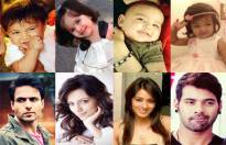 Match the TV actors with their Babies