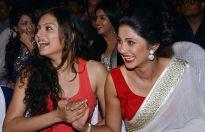 Drashti Dhami and Jennifer Winget