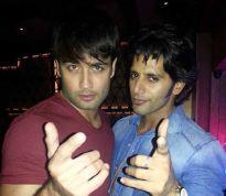 Super cool mundas-Vivian and Karanvir