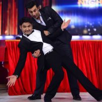Ranbir Kapoor and Kapil Sharma