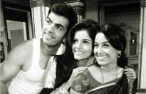 Karan, Rubina and Shristy