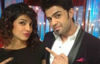 Yo Baby!!! Manish Paul and Priyanka Chopra