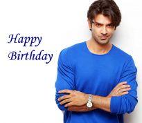 Happy Birthday Barun Sobti!!