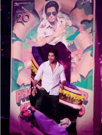 Shahid Kapoor on Indian Idol Junior