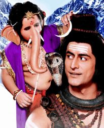 Mahadev Ke Ladle...Ganesh